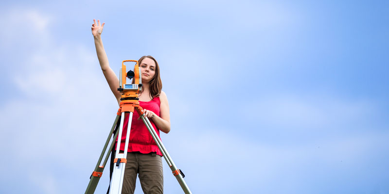 why now is the best time to be a female surveyor